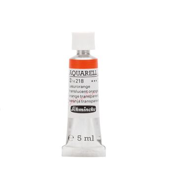HORADAM® AQUARELL Lasurorange Tube  5 ml 14218001