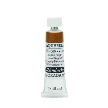 HORADAM® AQUARELL Siena natur Tube  15 ml 14660006