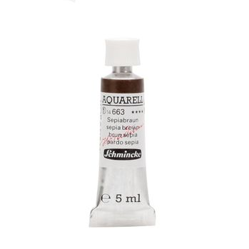 HORADAM® AQUARELL Sepiabraun Tube  5 ml 14663001