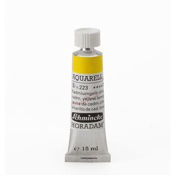 HORADAM® AQUARELL Kadmiumgelb zitron Tube  15 ml 14223006
