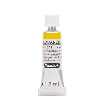 HORADAM® AQUARELL Chromgelb zitron Tube  5 ml 14211001