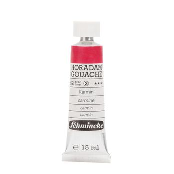 HORADAM® GOUACHE Karmin Tube  15 ml 12352006