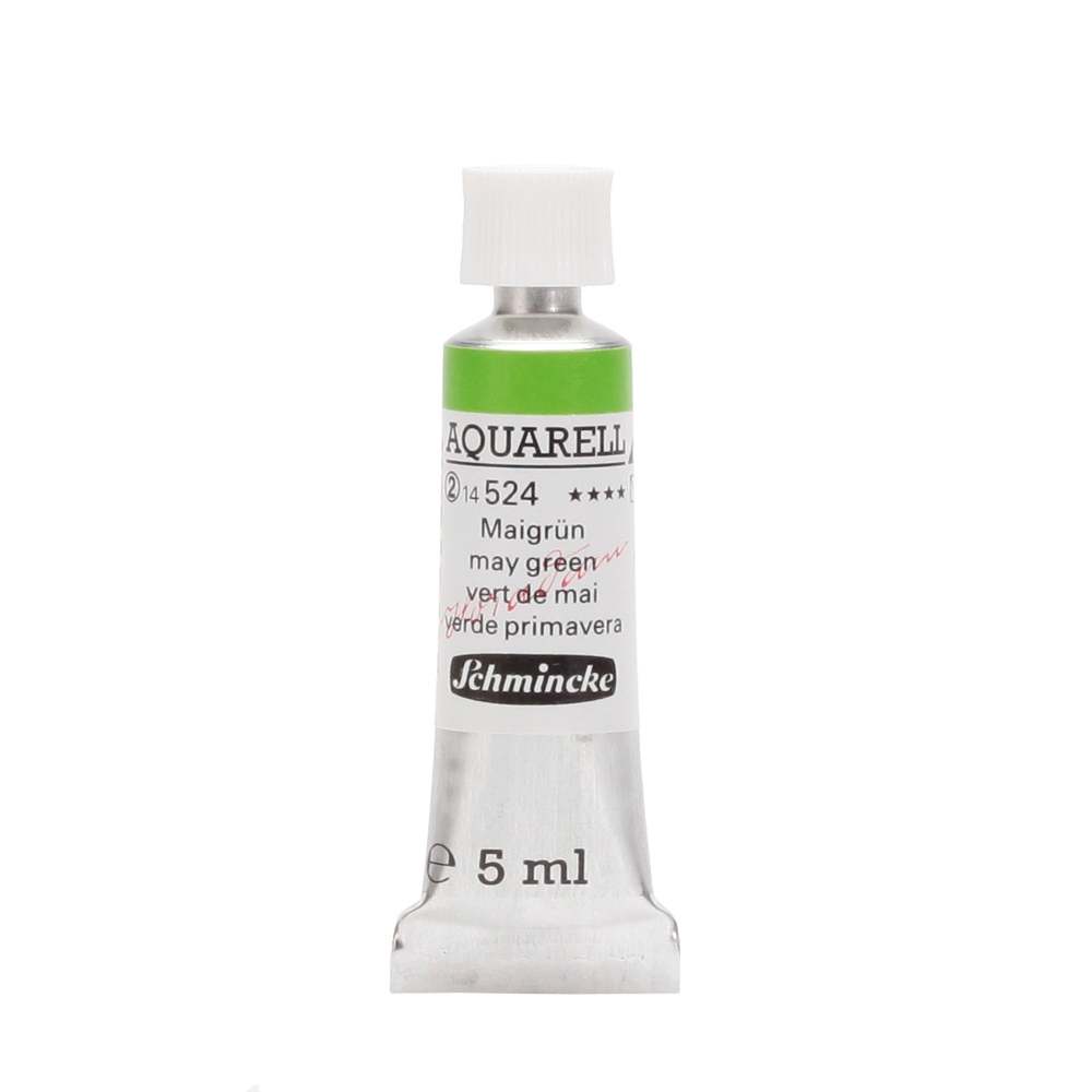 HORADAM® AQUARELL Maigrün Tube  5 ml 14524001