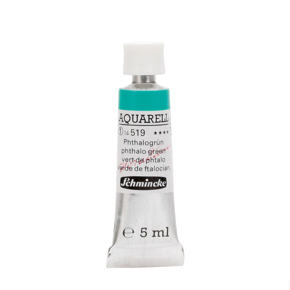 HORADAM® AQUARELL Phthalogrün Tube  5 ml 14519001