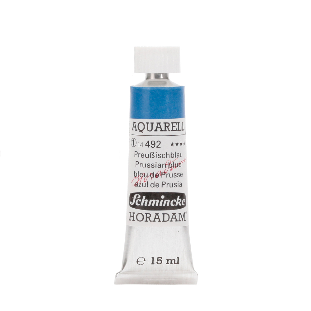 HORADAM® AQUARELL Preußischblau Tube  15 ml 14492006