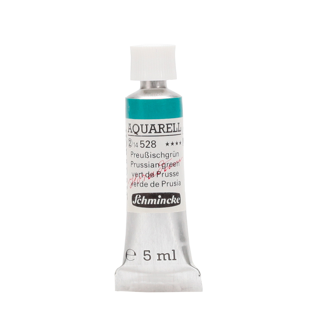 HORADAM® AQUARELL Preußischgrün Tube  5 ml 14528001