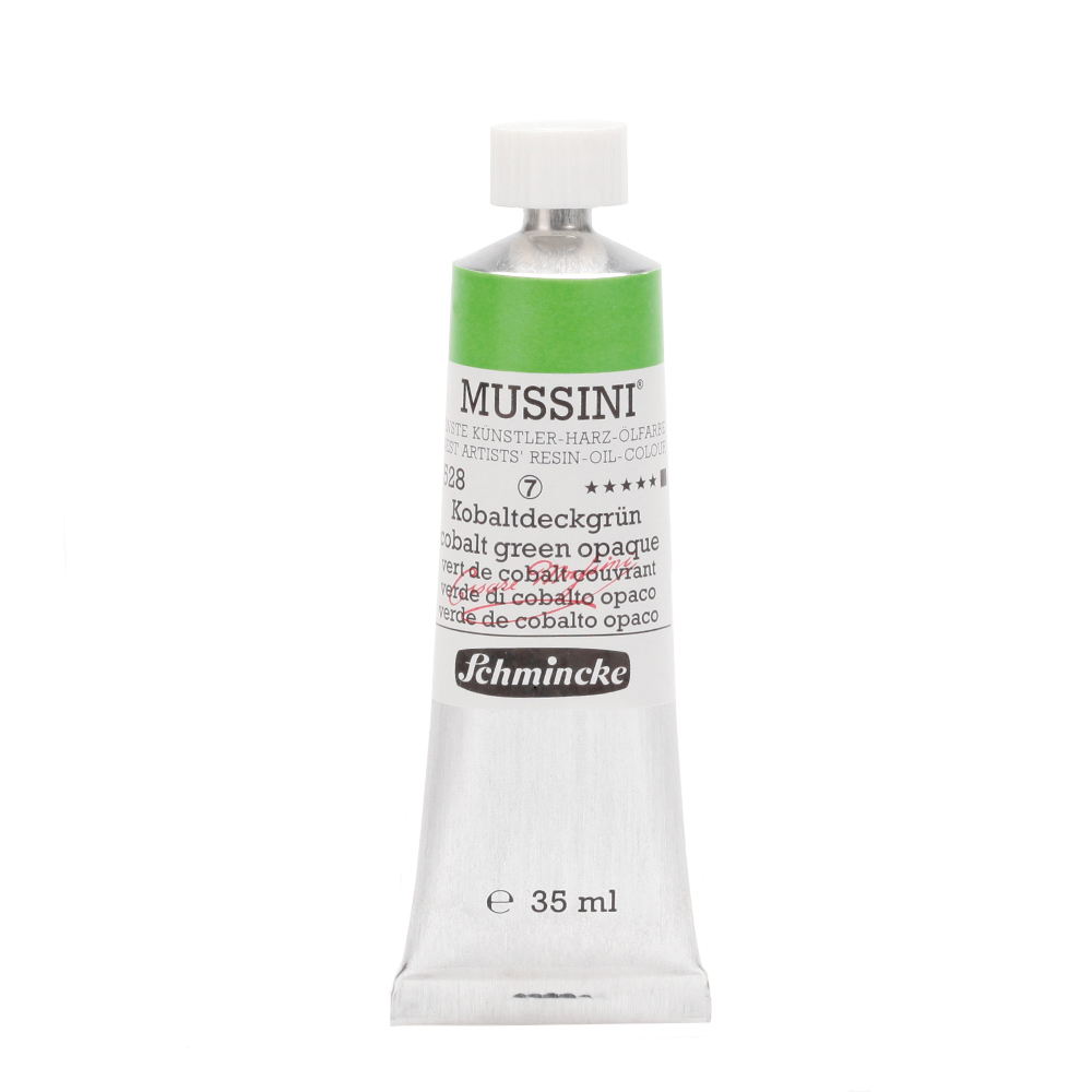 MUSSINI® Kobaltdeckgrün Tube  35 ml 10528009