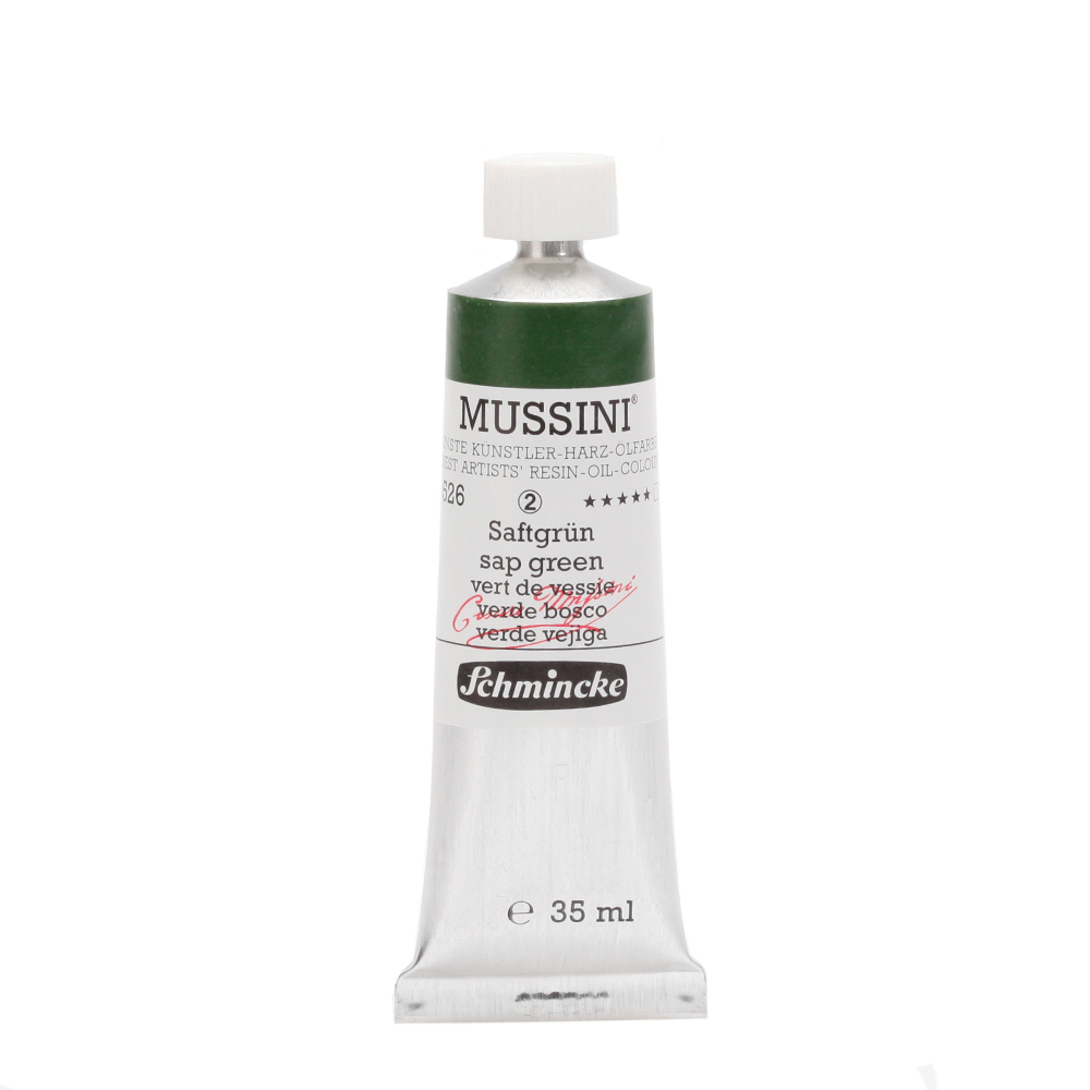 MUSSINI® Saftgrün Tube  35 ml 10526009