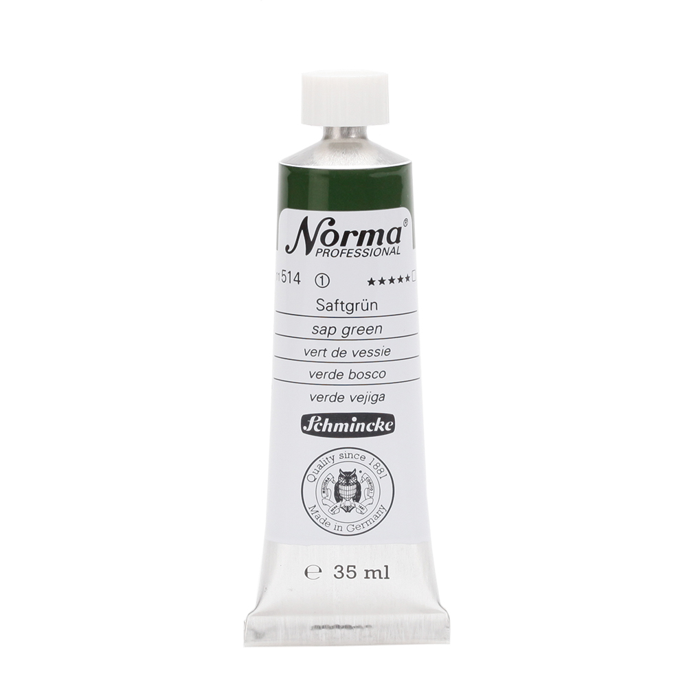 Norma® Professional Saftgrün Tube  35 ml 11514009